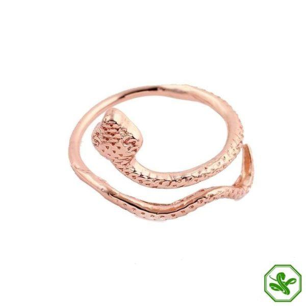 trendy-snake-ring 3