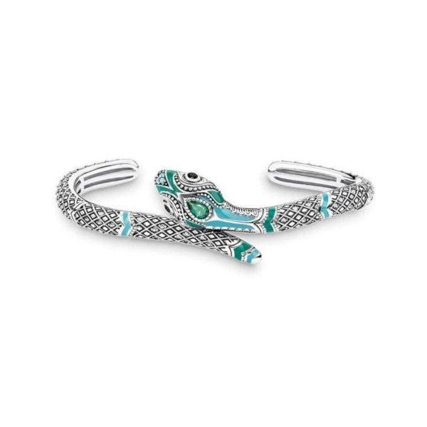 Turquoise Snake Bracelet 1