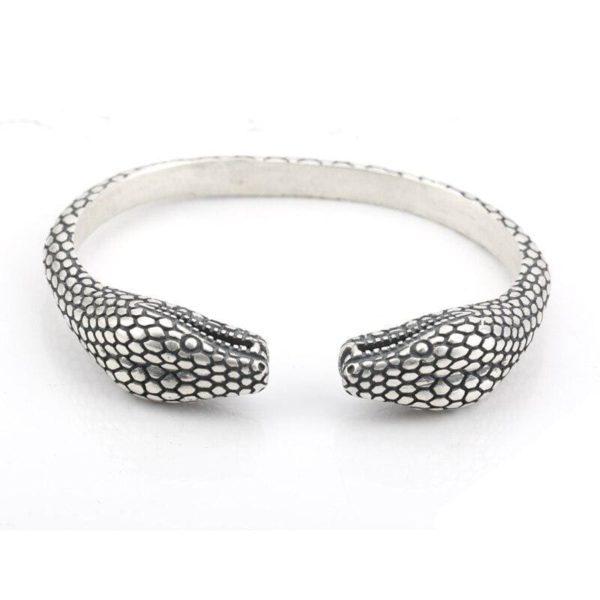 925 sterling silver snake bracelet