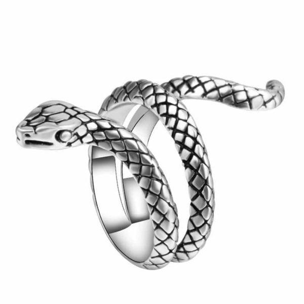 Vintage Snake Ring