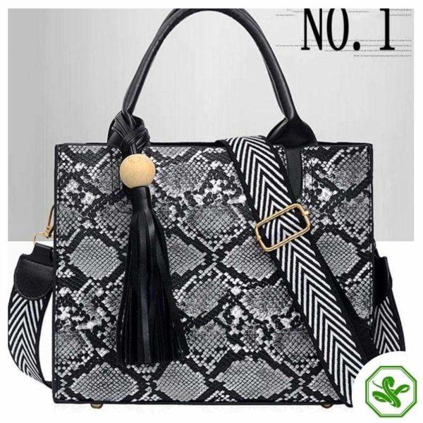 Vintage Snakeskin Bag 11