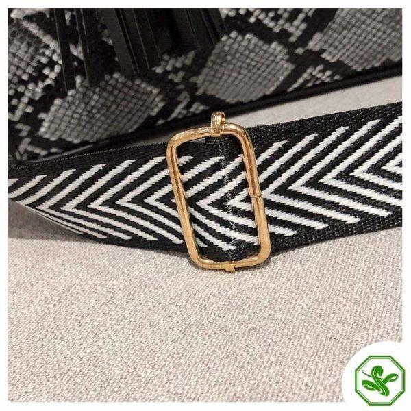 Vintage Snakeskin Bag 13