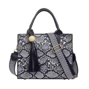 Vintage Snakeskin Bag 1
