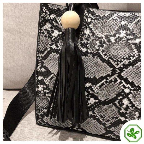 Vintage Snakeskin Bag 6