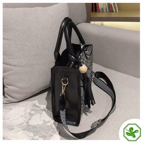 Vintage Snakeskin Bag 5