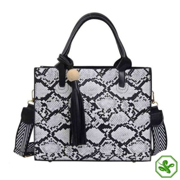 Vintage Snakeskin Bag 14