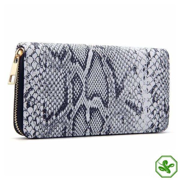 Vintage Snakeskin Wallet 2