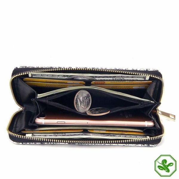 Vintage Snakeskin Wallet 4