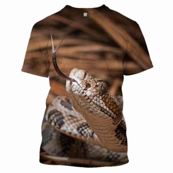 viper snake shirt