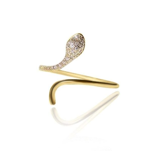 white-and-gold-snake-ring 1