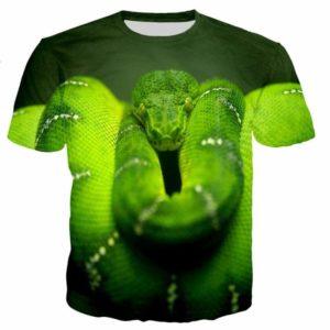 wild animal t-shirt 3d