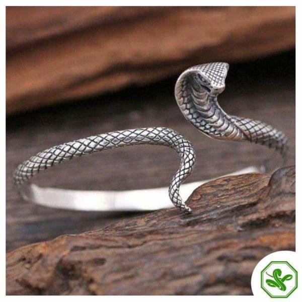 Woman Cobra Bracelet 2