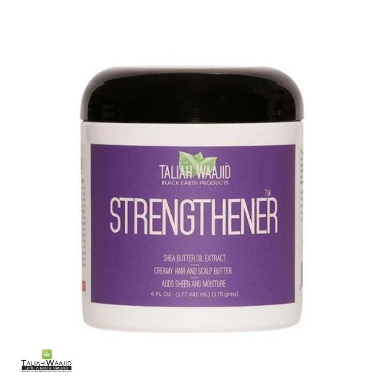 Taliah Waajid Black Earth Products Herbal Strengthener - cheveuxcrepus.fr