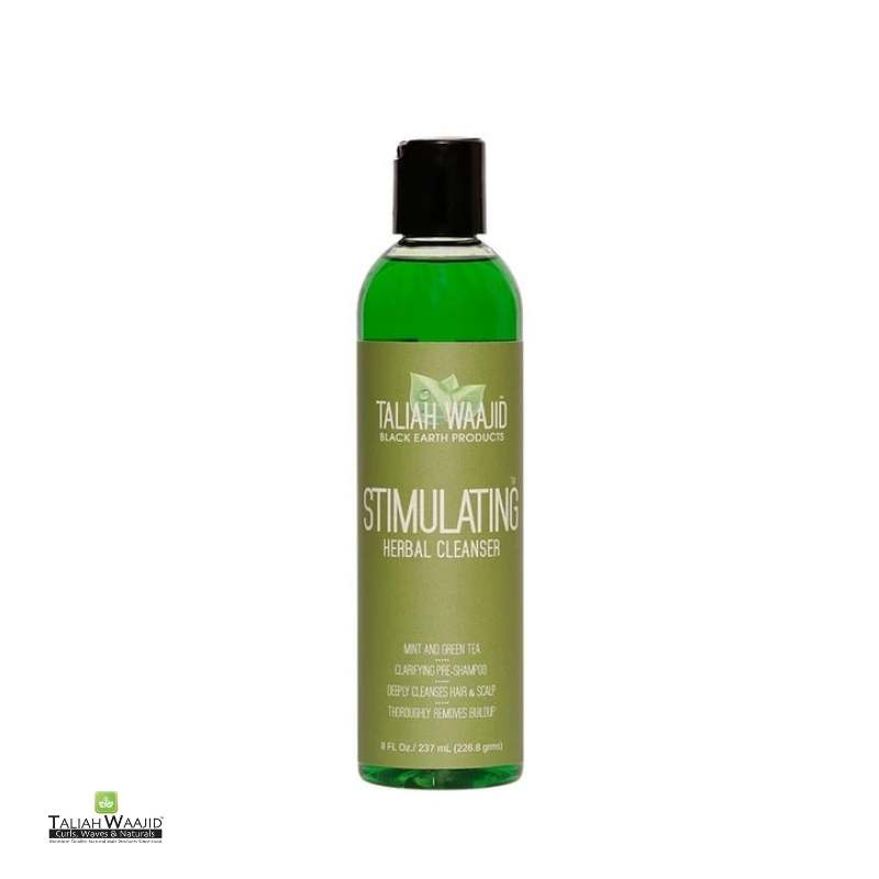 Taliah Waajid Black Earth Products Stimulating Herbal Cleanser - cheveuxcrepus.fr