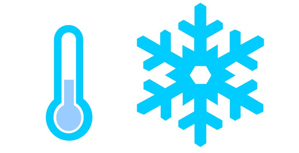 Thermomètre de frigo