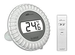thermomètre piscine wifi