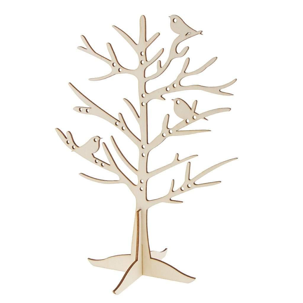 Porte bijoux oiseau
