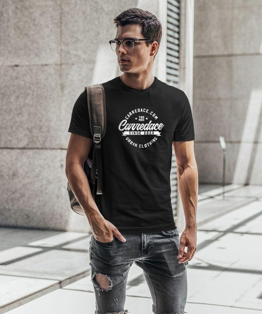 tshirt bio carredace