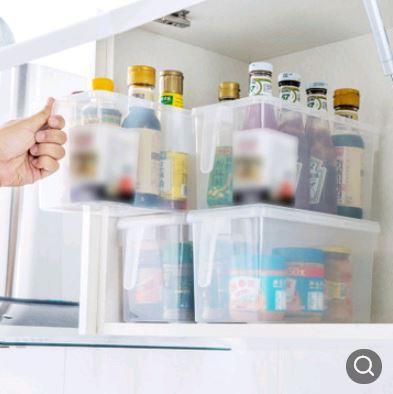 Boite de stockage transparente - New Kitchen Pop
