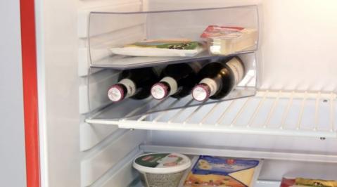Porte revu dans frigo pour optimise le rangement