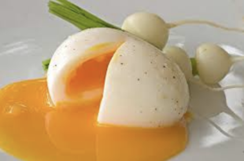 Oeuf mollet