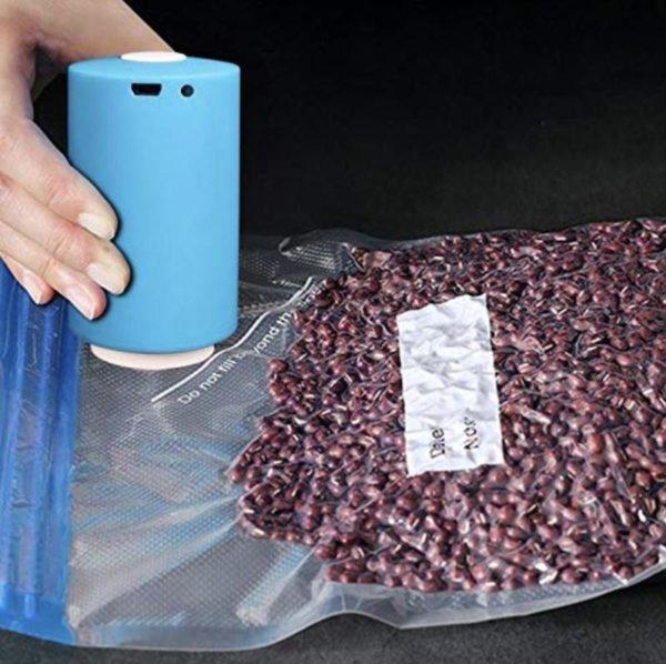Mini pompe à sceller sous vide - New Kitchen Pop