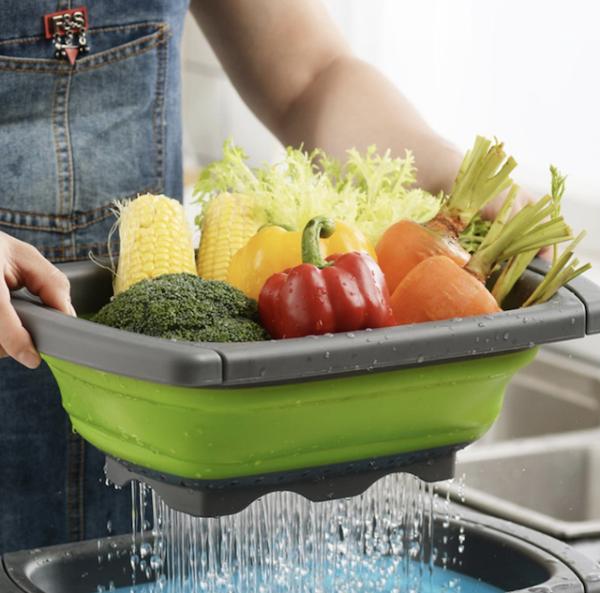 Passoire extensible/pliable - New Kitchen Pop