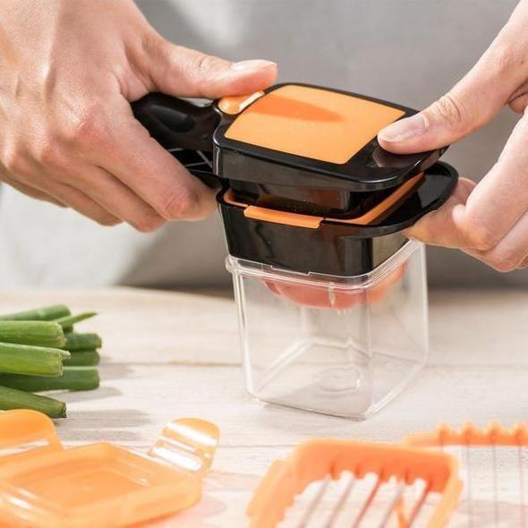 Hachoir à main 5 en 1 - New Kitchen Pop