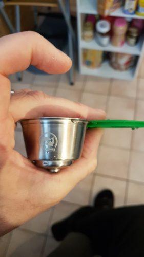Capsule de café réutilisable photo review