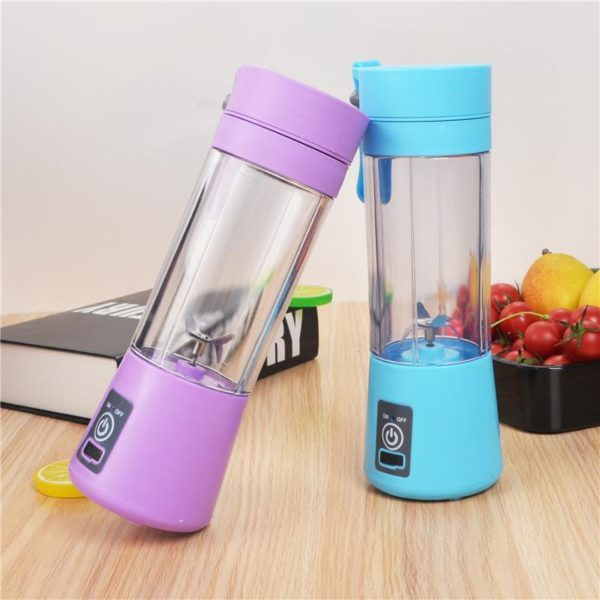 Blender portable rechargeable - New Kitchen Pop