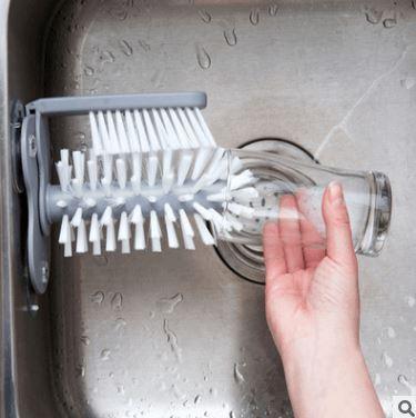 Brosse ventouse évier pour verre - New Kitchen Pop