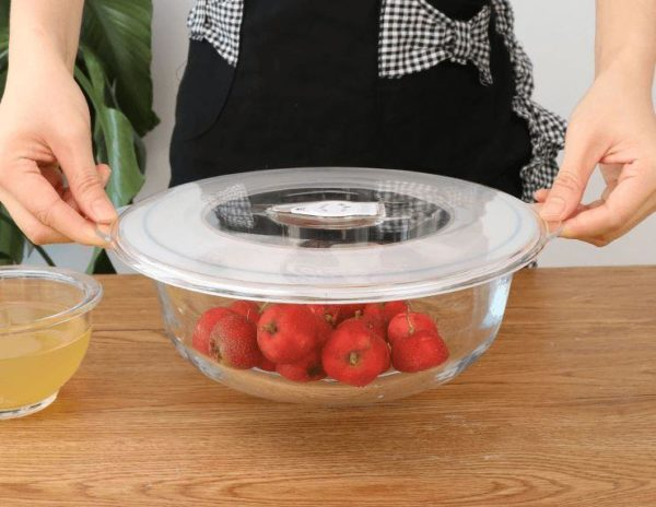 Couvercle de conservation sous vide - New Kitchen Pop