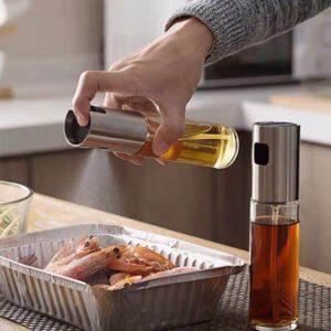 Flacon pulvérisateur huile/vinaigre - New Kitchen Pop
