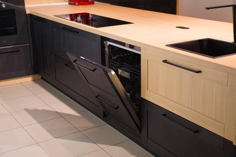 meuble de cuisine en bois stratifiés