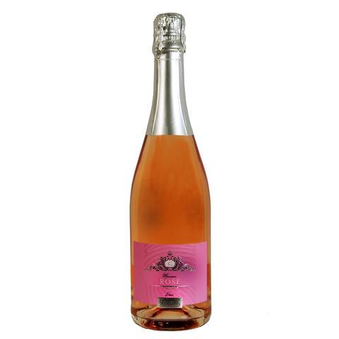 vin mousseux rosé doux