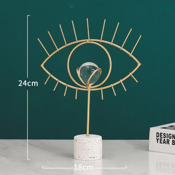 Boule de cristal dor e abstraite en fer style nordique la mode lumi re de luxe.jpg 640x640 1