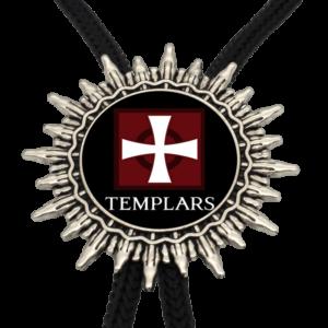 Collier pour homme croix de l'ordre de Malt