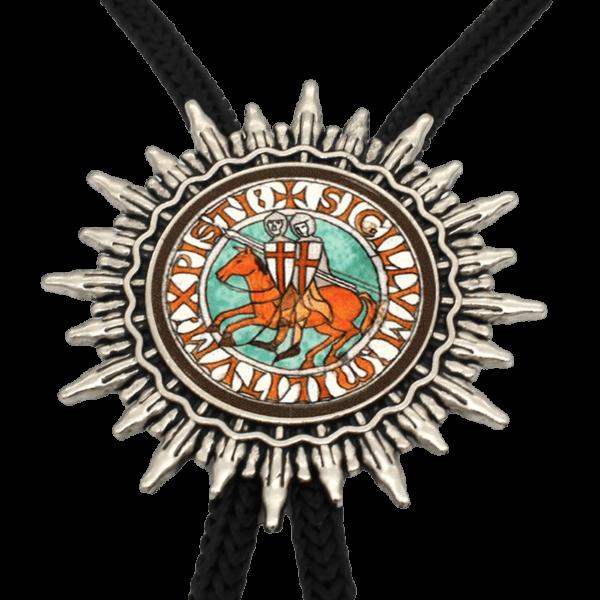 Pendentif original pour femme avec collier en corde