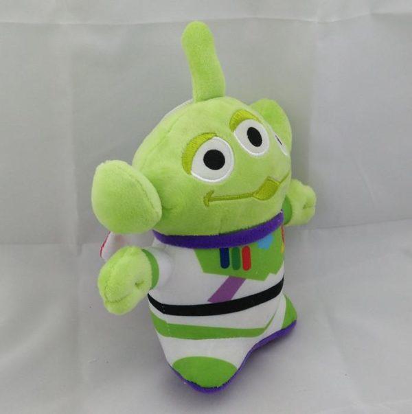 1 PCS 18 cm Toy Story 3 En Peluche Jouet Peu Vert Alien Peluche Poup eacute Peluche Toy Story Alien 18 Cm - Livraison Gratuite !