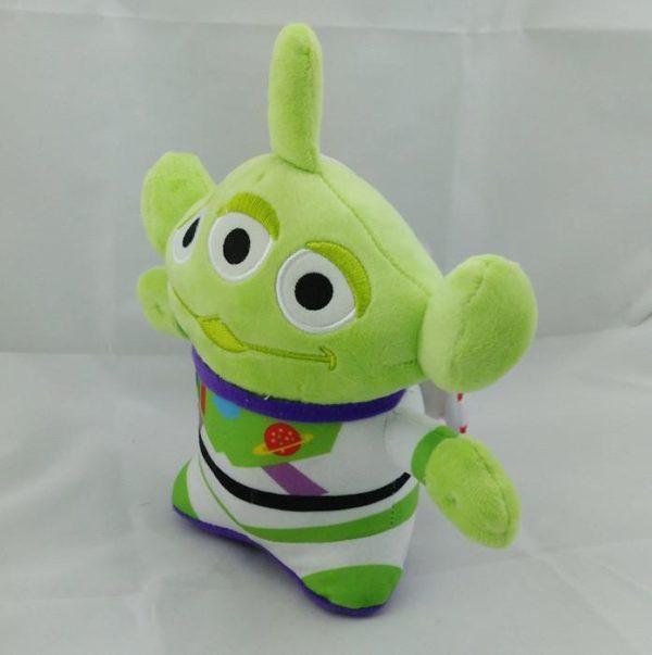 1 PCS 18 cm Toy Story 3 En Peluche Jouet Peu Vert Alien Peluche Poup eacute 1 bdcfb0a3 4507 4742 95ad a3523a7fc8c9 Peluche Toy Story Alien 18 Cm - Livraison Gratuite !