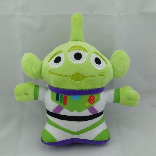 1 PCS 18 cm Toy Story 3 En Peluche Jouet Peu Vert Alien Peluche Poupee Jouets.jpg 640x640 8a6cbf35 9891 40c1 894c 81e0e6bf73fe Peluche Toy Story Alien 18 Cm - Livraison Gratuite !