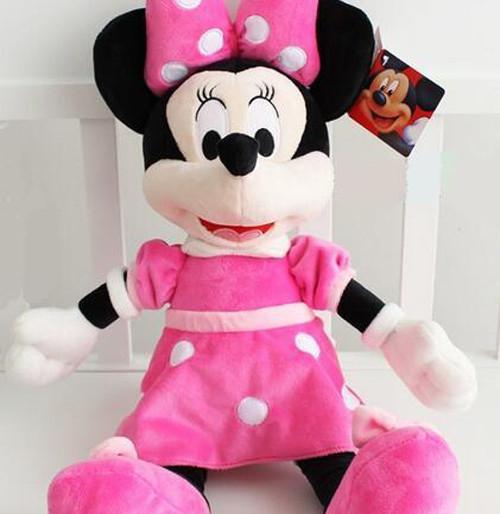 1 Pcs 40 cm Vente Chaude Belle Mickey Mouse Et Minnie Mouse En Peluche Douce Peluche 2 071accff c2e5 4496 96bf a2a50edaf759 Peluche Mickey Et Minnie Mouse 40Cm (3 Couleurs) - Livraison Gratuite !