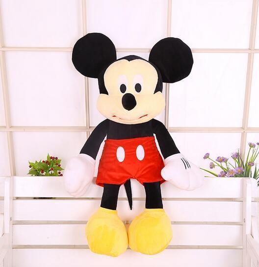 1 Pcs 40 cm Vente Chaude Belle Mickey Mouse Et Minnie Mouse En Peluche Douce Peluche 3 8e20b232 206a 43f2 881d 8e0558871633 Peluche Mickey Et Minnie Mouse 40Cm (3 Couleurs) - Livraison Gratuite !