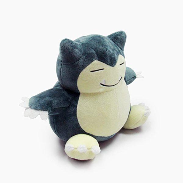 1 pc 20 cm pokemon peluche snorlax animal en peluche enfants jouets Snorlax peluche jouet grand 2 Peluche Snorlax (20 Cm) Pokemon Go - Livraison Gratuite !