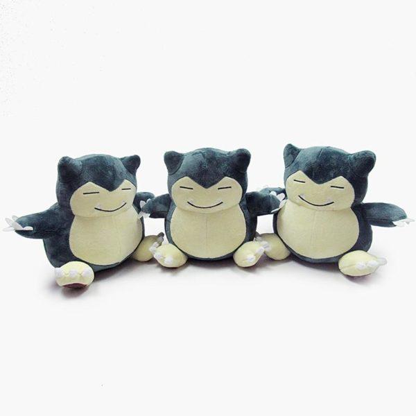 1 pc 20 cm pokemon peluche snorlax animal en peluche enfants jouets Snorlax peluche jouet grand 8b579475 45bc 4df8 b370 de4a9e88782d Peluche Snorlax (20 Cm) Pokemon Go - Livraison Gratuite !
