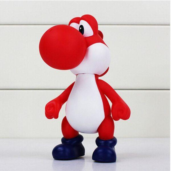 1 pcs 12 cm Super Mario Bros Le Dinosaure Yoshi Action PVC Figure Toy Collection Modele 1 ec2d1901 bd15 45bc ae55 5ebd3a901bd4 Figurine Yoshi 12 Cm Super Mario Bros. (5 Couleurs) - Livraison Gratuite
