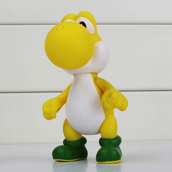 1 pcs 12 cm Super Mario Bros Le Dinosaure Yoshi Action PVC Figure Toy Collection Modele 3 c7d958d4 314b 42e9 bfd3 b733c3c9e3b1 Figurine Yoshi 12 Cm Super Mario Bros. (5 Couleurs) - Livraison Gratuite