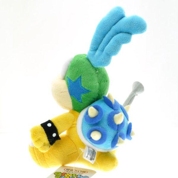 1 pcs 16 cm Super Mario Bros Larry Koopa Peluche Jouets Poup eacute 2 Peluche Larry (Koopa - 16 Cm) Super Mario Bros. - Livraison Gratuite !