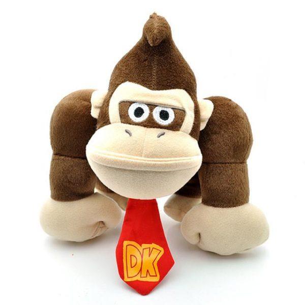 10 Super Mario Bros En Peluche Serie Singe Donkey Kong En Peluche Jouets poupee Souple Peluches.jpg 640x640 0f5f067e 67a8 4ecf a078 42c28c312e0b Peluche Donkey Kong (26 Cm) Super Mario Bros. - Livraison Gratuite !