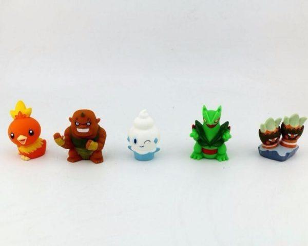 10 pcs lot Japonais Anime Yo Kai Montre Yokai Youkai 4 5 CM Action PVC Chiffres 1 2fa4e0a8 dcc2 4b8c b190 d1215cea51da 1 Lot De 10 Figurines Yo-Kai Watch - Livraison Gratuite !